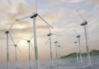 Windkraft - offshore