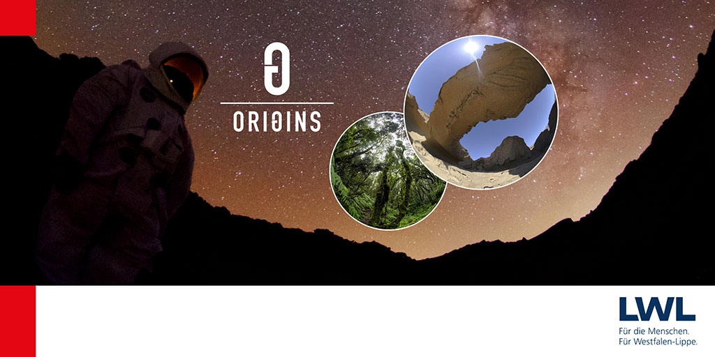 "Planetariums-Show ""Origins"""